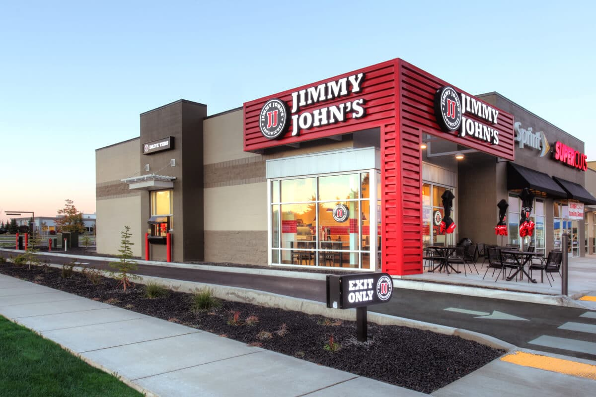 Jimmy John's Airway Heights