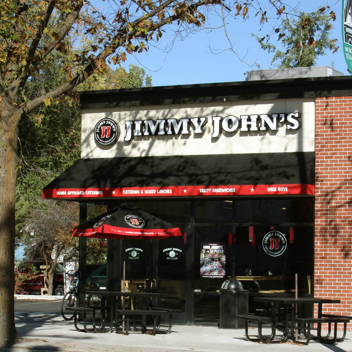 Jimmy Johns Moscow