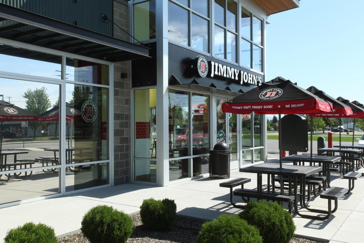 Jimmy Johns Post Falls