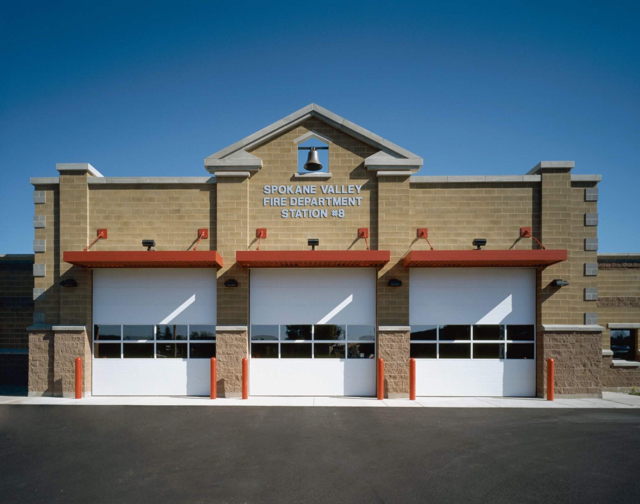 Fire Station No. 8