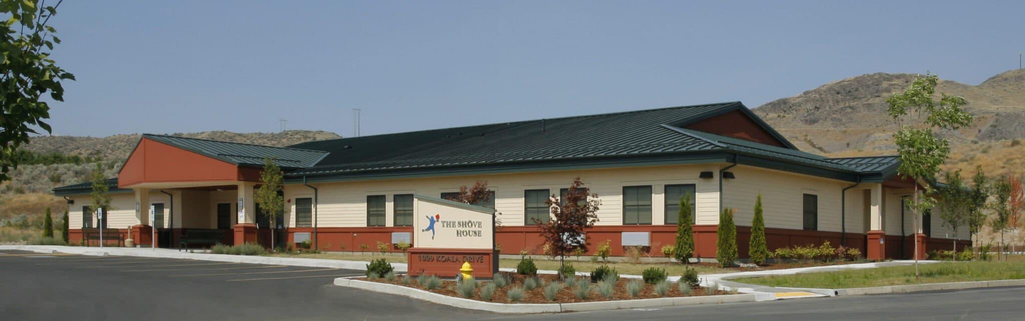 Okanogan Behavioral Healthcare Center