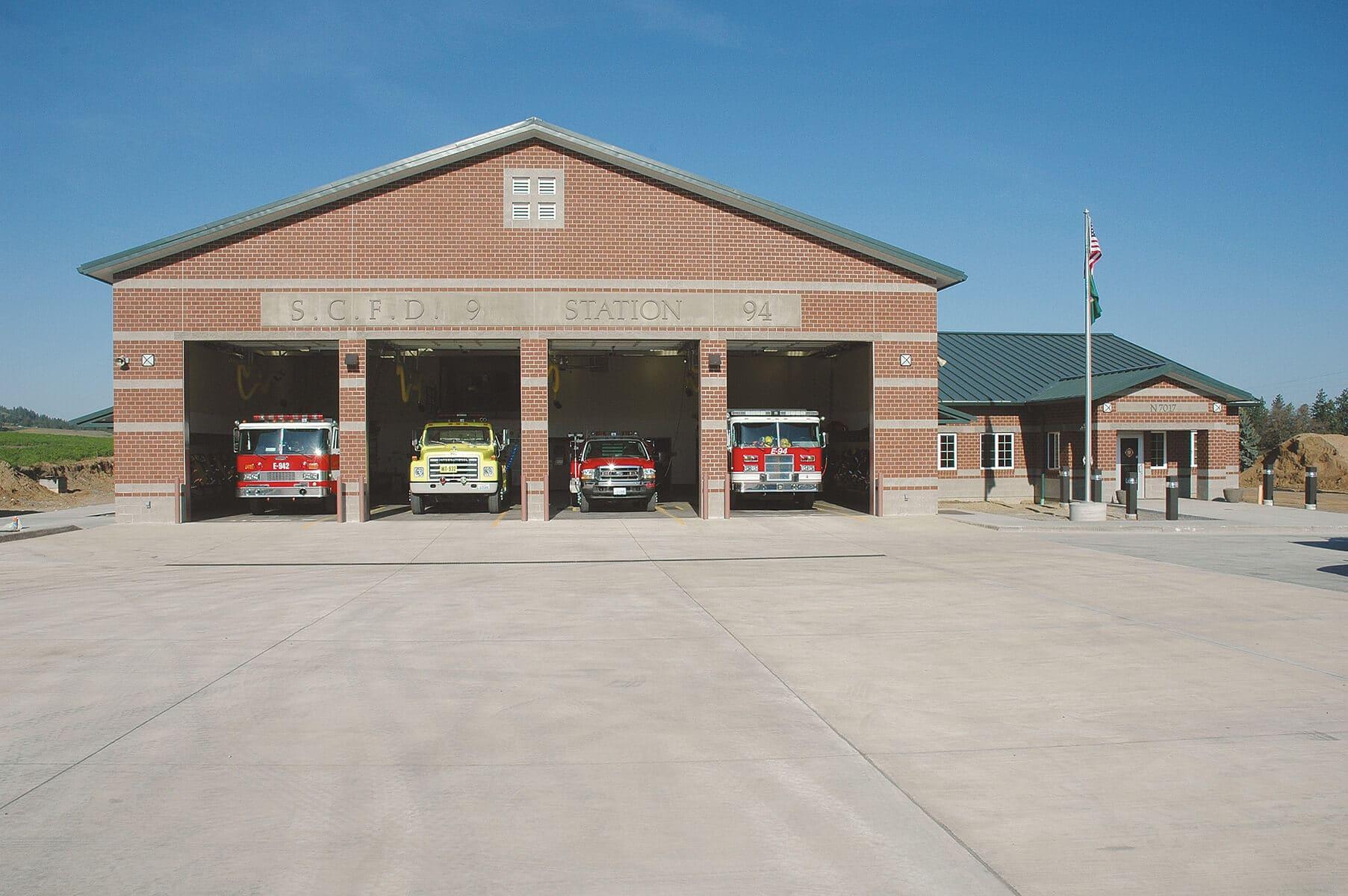 Spokane County Fire Station 94