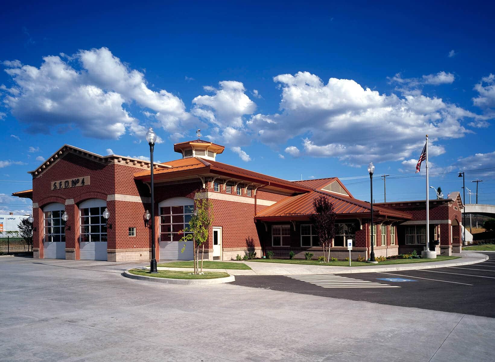 Spokane Fire Station No. 4