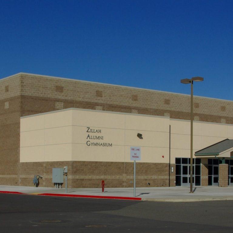 Zillah Middle School Gym & Locker Room Addition