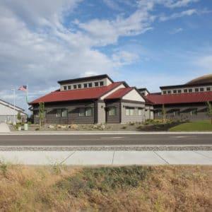Wenatchee Valley College Rec Center