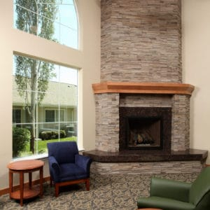 Evergreen Fountains Senior Living Facility